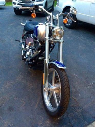 2009 Harley-Davidson Softail Rocker C
