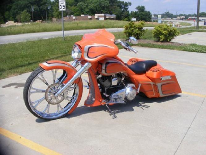 ~2009 Harley~Davidson~Touring Custom~