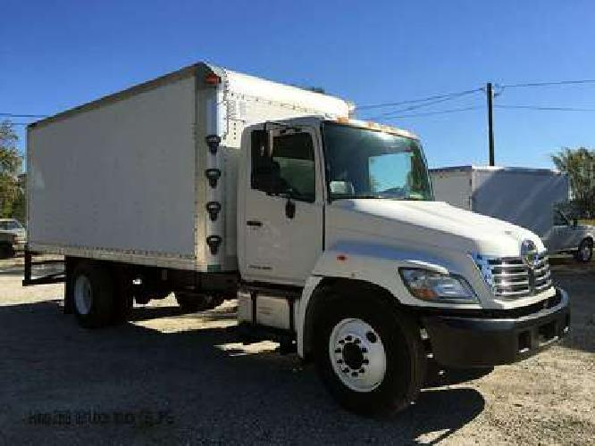 2009 Hino 18ft Box Truck For Sale