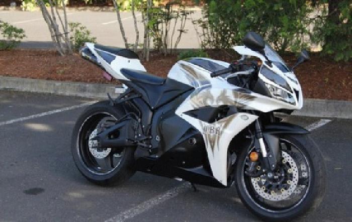 2009 Honda CBR 600RR Phoenix Edition