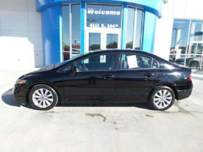 2009 Honda Civic Sedan EX 4dr Auto