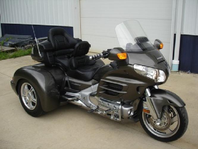 2009 Honda Goldwing 1800 Gold Wing Trike Champion Trike