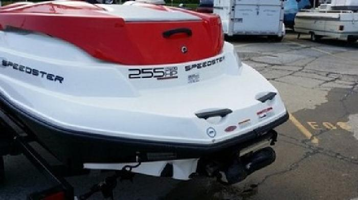 2009 Sea-Doo Speedster 150 255 Hp Jet Boat with Trailer