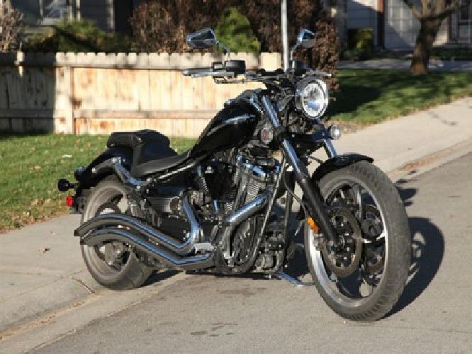 2009 Yamaha Raider 1900cc - Vstar