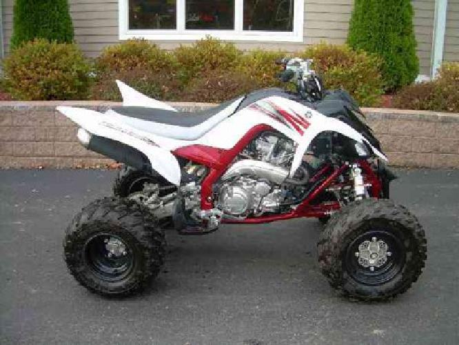 2009 yamaha raptor 700 n a for sale in adams massachusetts classified. Black Bedroom Furniture Sets. Home Design Ideas