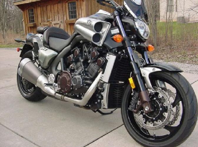 2009 Yamaha Star V-Max Vmax - Serial 290