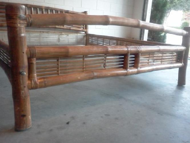 200 Bamboo King Size Bed Frame For Sale In Ocoee Florida