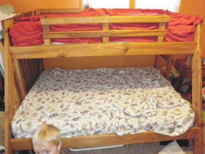200 bunk beds twin over full for sale in new port richey for Bunk beds for sale under 200