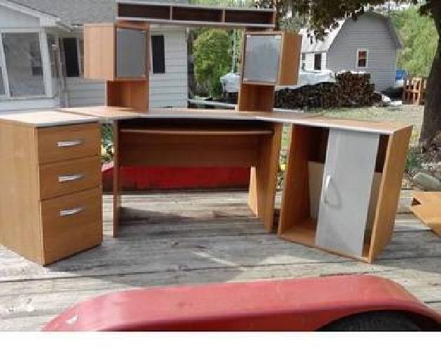 $200 Corner Computer Desk