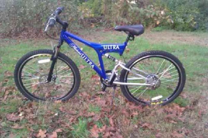 $200 Ltd. Edition Michelob Ultra Mountain Bike