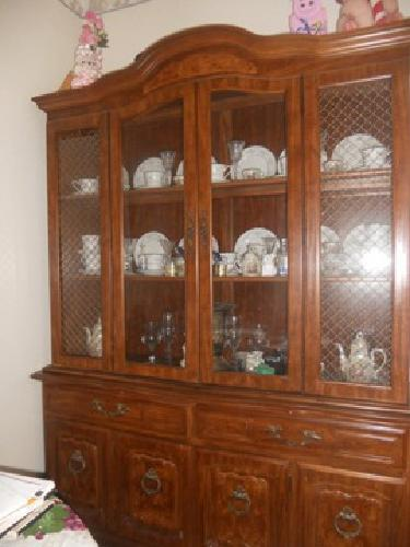 $200 OBO Dining room hutch