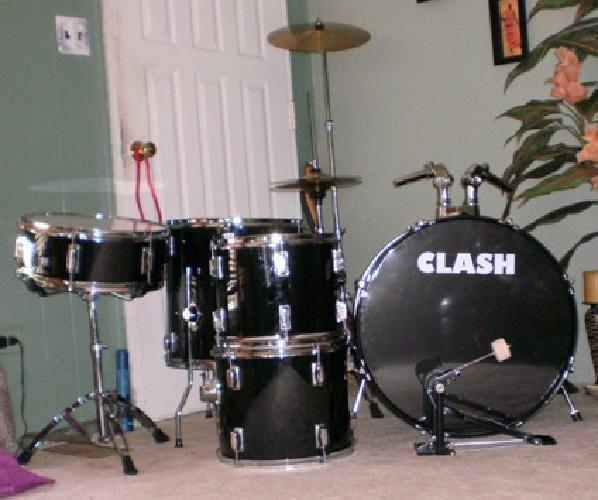$200 OBO drumset