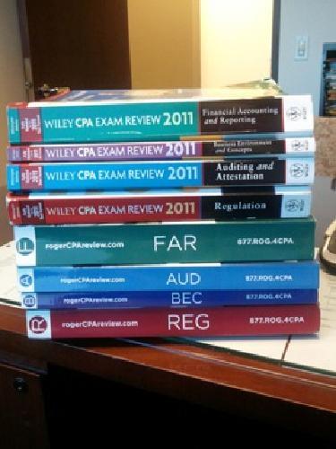 $200 OBO Roger CPA books