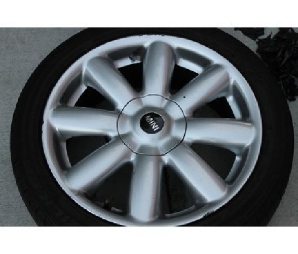 $200 OBO Used MINI Cooper Rims (Set of 4) 17