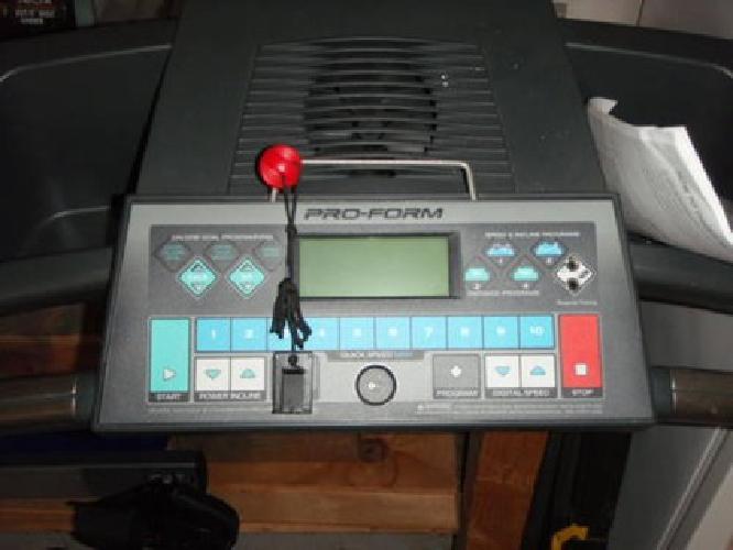 chrome plated treadmill