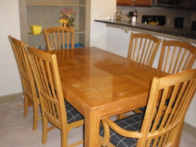 200 Thomasville Dining Room Table 6 Chairs For Sale In Atlanta Georgia Cl