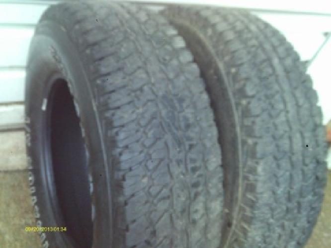 $200 Truck tires