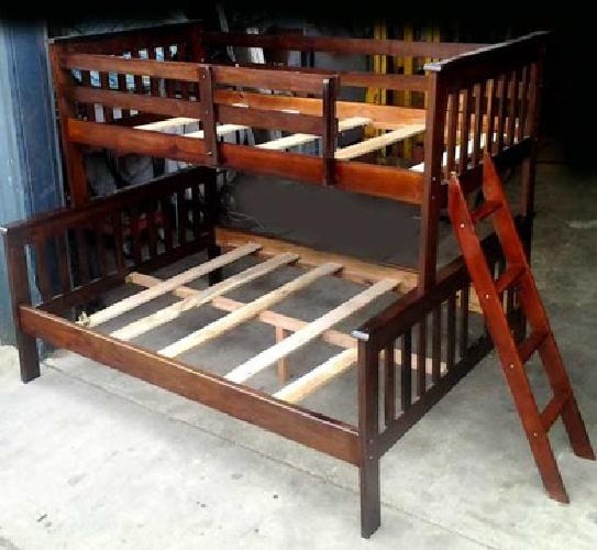 200 twin over full bunk bed for sale in fort worth texas for Bunk beds for sale under 200