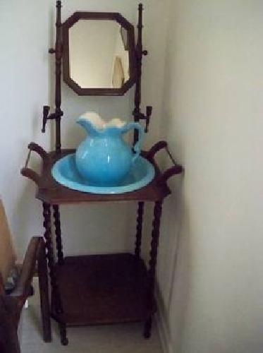 200 Wash Basin Stand Antique Replica For Sale In