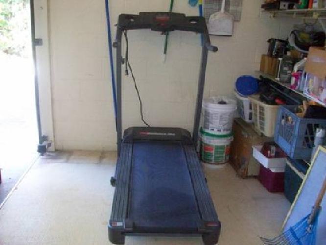 treadmill smooth folding 6.75