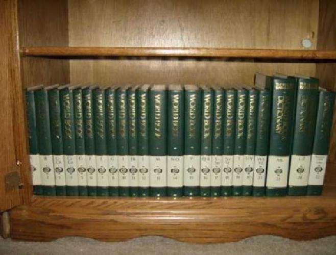 $200 World Book Encyclopedias (Asheville NC)