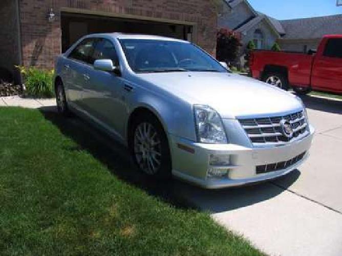 2010 Cadillac STS Luxury