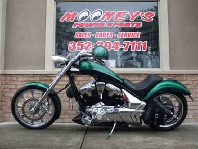2010 gorgeous impeccable honda fury custom paint so for How much to paint a motorcycle