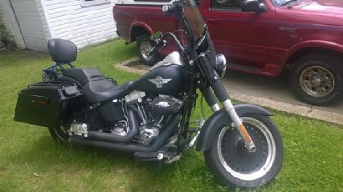 2010 Harley Davidson Fatboy Lo