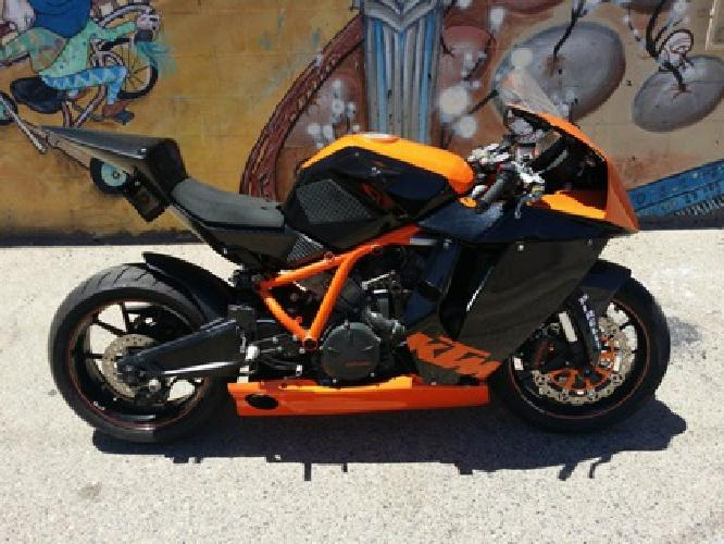 Ktm Motorcycles For Sale Fresno Ca >> 2010 KTM RC8-R Race Edition V-Twin 1190 RC8 for sale in Fresno, California Classified ...