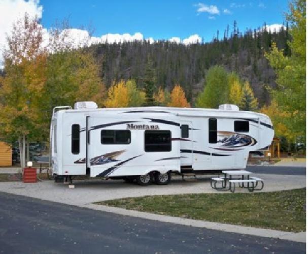 2010 Montana by Keystone 3455SA Hickory Addition [[]]]