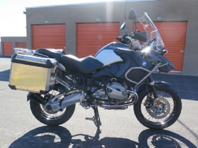 2011 BMW R1200GS Adventure with 23K Miles and ABS