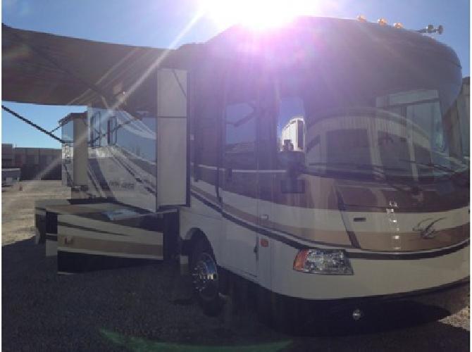 2011 Coachmen Pathfinder w/4 slides
