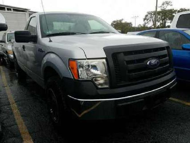 2011 Ford F-150 XL*REG CAB*LONG BED*LOCAL VEHICLE*