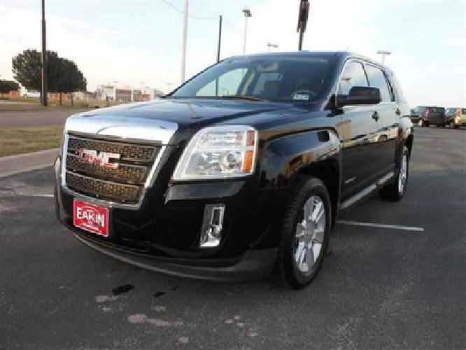 2011 gmc terrain sle 1 for sale in killeen texas classified. Black Bedroom Furniture Sets. Home Design Ideas