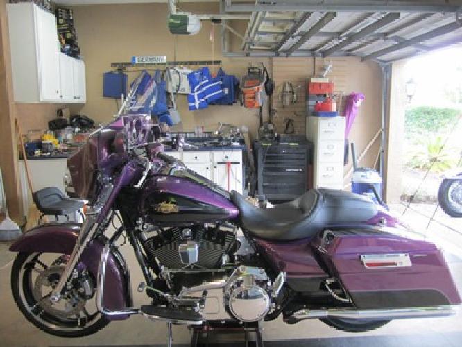 2011 Harley-D Flhx Glide
