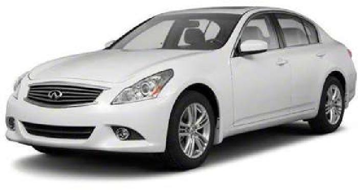 2011 INFINITI G37 Sedan AWD/4WD 4D x,SEE OPTIONS !!!