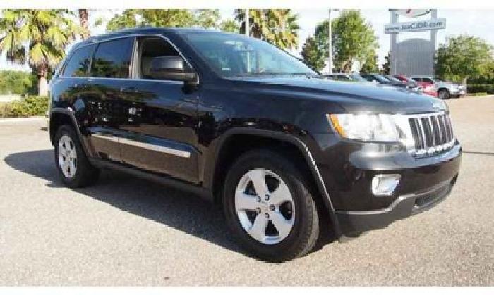 2011 jeep grand cherokee laredo x for sale in jacksonville florida classified. Black Bedroom Furniture Sets. Home Design Ideas