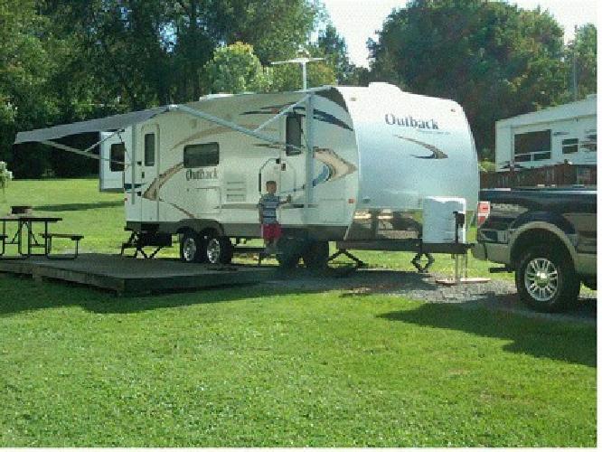 2011 Keystone Outback 250RS