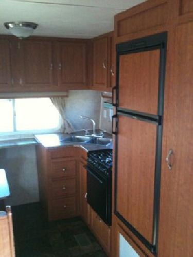 2011 monte carlo 33 foot travel trailer 2 slideouts washer - Craigslist fort smith farm and garden ...