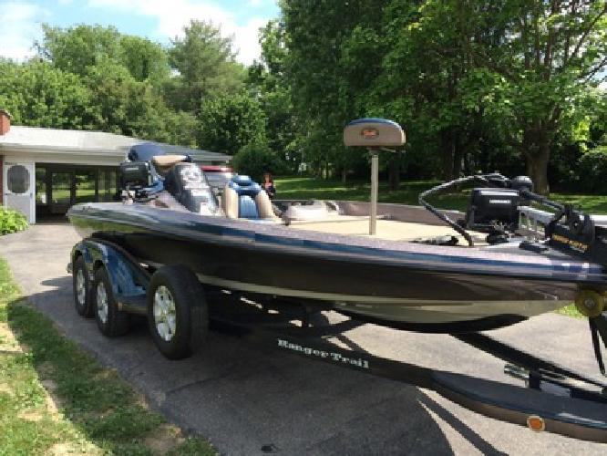 ~`~2011~`~Ranger Z520 Boat~`~Etec 250 Cheap!!~`~