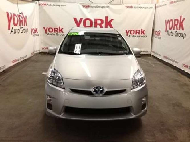 2011 Toyota Prius Base