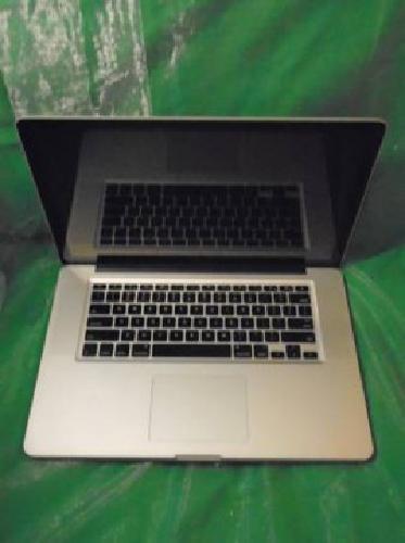 ? 2012 15? MacBook Pro (Core i7) 2.6 Quad Core (Non-Retina)