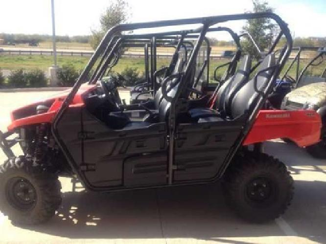 2012 new kawasaki teryx 4 red special financing dfw for sale in austin texas classified. Black Bedroom Furniture Sets. Home Design Ideas