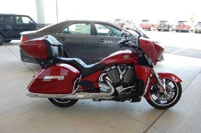 2012 Victory Cross Country Touring