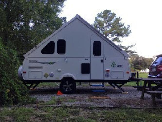 2013 Aliner Expedition, 18ft./Off Road Pkge. For Sale by Owner