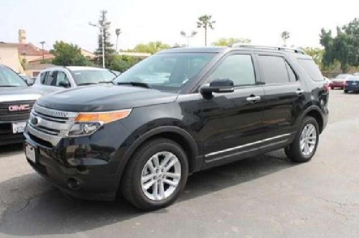 2013 ford explorer xlt for sale in los angeles california classified. Black Bedroom Furniture Sets. Home Design Ideas