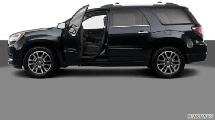 2013 gmc acadia denali for sale in jacksonville north carolina classified. Black Bedroom Furniture Sets. Home Design Ideas
