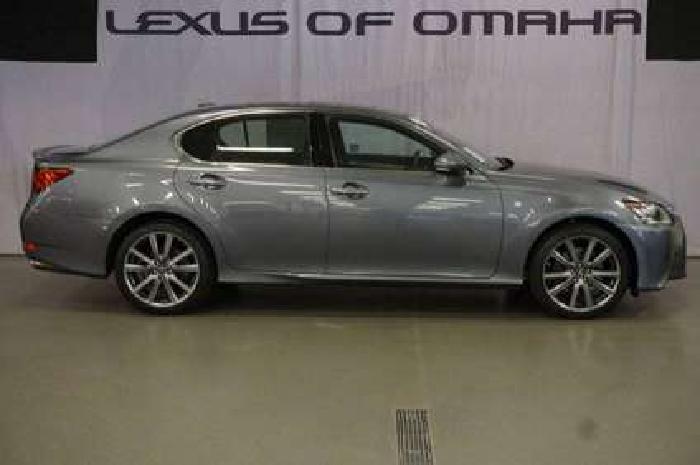 2013 Lexus GS 350 AWD F SPORT,SOLD&SERV HERE,1 OWNER,