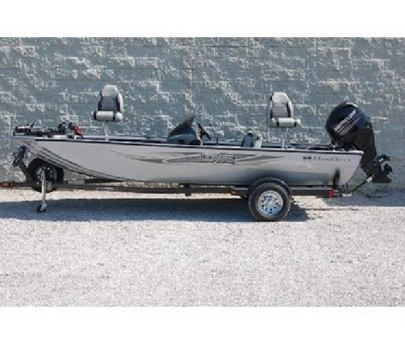 2013 Lowe Stinger 175 boat