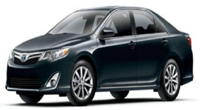 2013 Toyota Camry Hybrid Xle For Sale In Coconut Creek